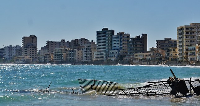 """Northern Cyprus"" opens 'ghost town' Varosha for settlement"
