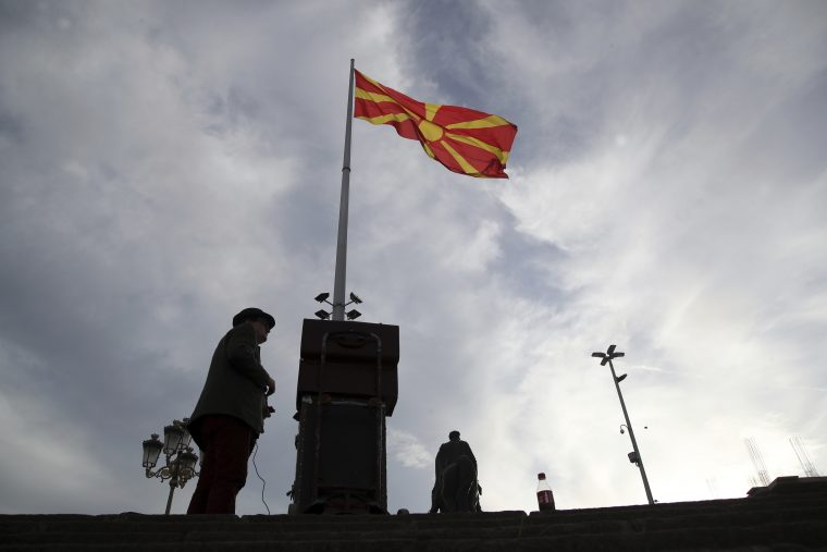 "Greece, ""North Macedonia"" Open Embassies after Name Deal"