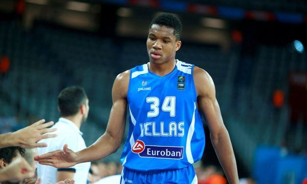 Greece, Giannis Antetokounmpo to face Jokic and Ilyasova