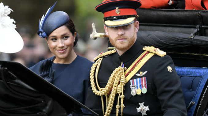 British Taxpayers Furious over £2.4 Million Bill For Harry & Meghan's New Home
