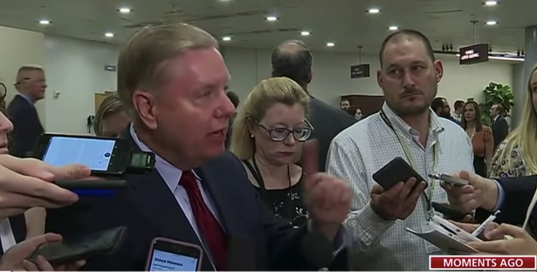 Lindsey Graham Says Israel Will Attack Iran, And The U.S. Will Follow