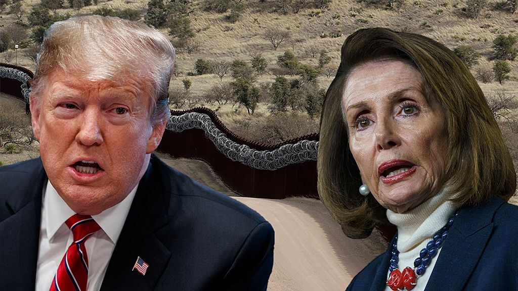Judge tosses House Dems' lawsuit over Trump's use of emergency military funds for border wall
