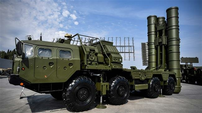 Russia 'ready to deliver S-400 to Iran,' no request made yet