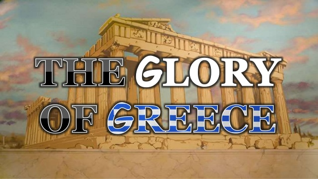 Opinion: Commentary: The Glory That Was Greece
