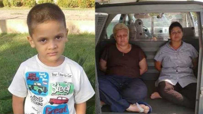 Lesbian Couple Confess to Killing Son and Ripping off His Penis