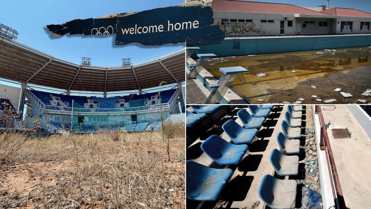 Australian man's petition to have Olympics Games moved permanently to Greece