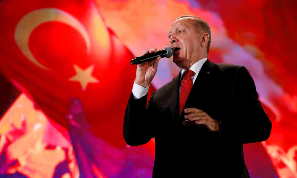 Erdoğan is on a lonely path to ruin. Will he take Turkey down with him?