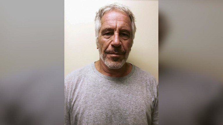 Jeffrey Epstein found 'injured & semiconscious' with suspicious marks on neck in jail cell