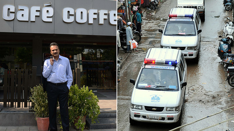 Indian cops search for coffee tycoon who VANISHED after sending apologetic message to shareholders