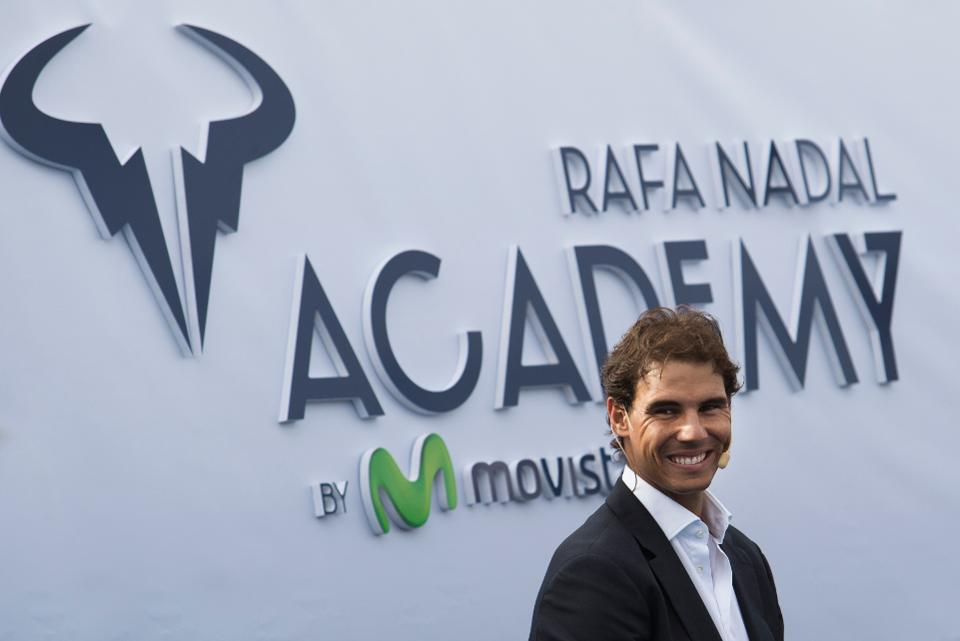 Rafael Nadal Expands Tennis Academy Business Into Greece