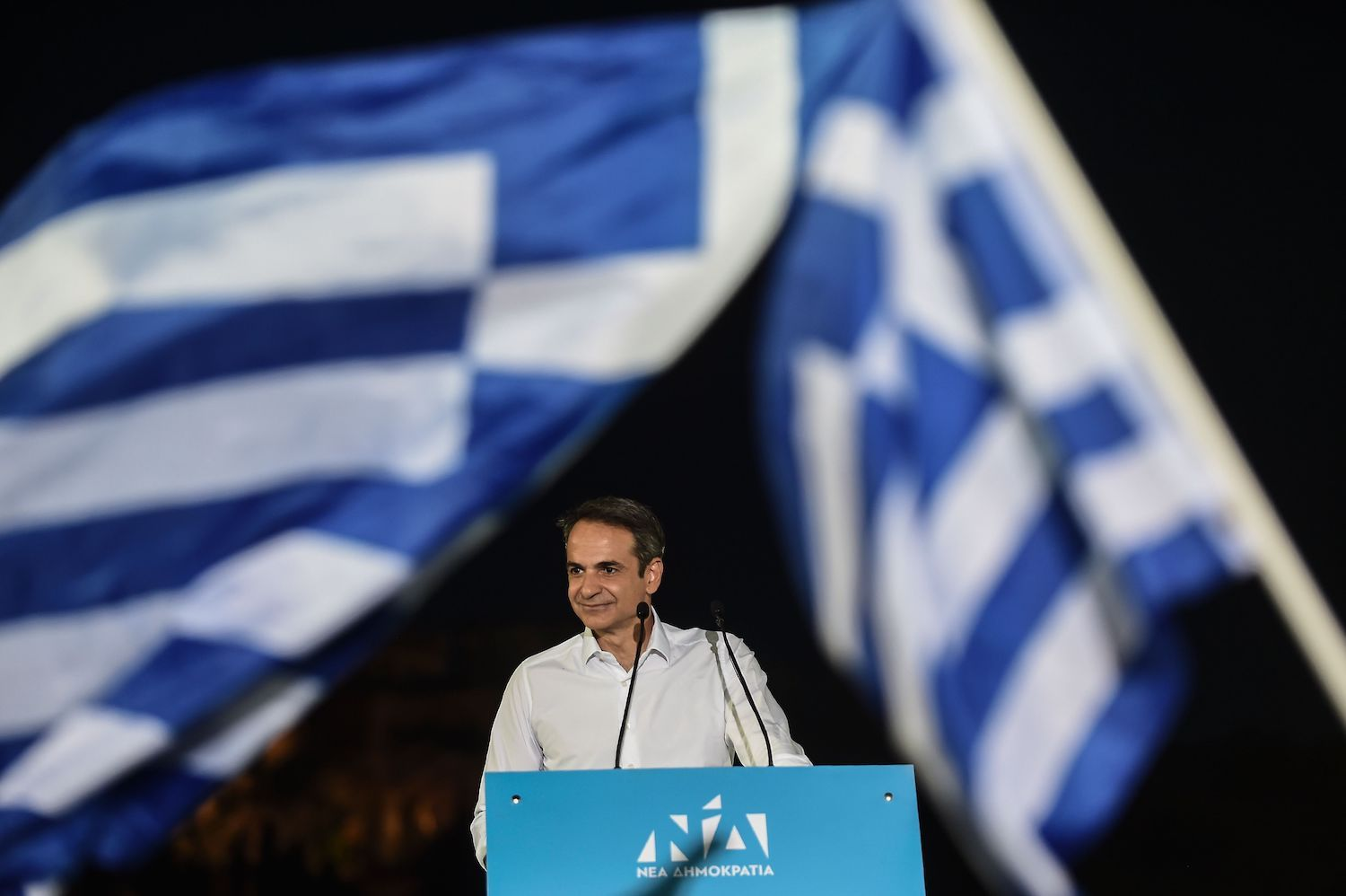 Greece Is Getting Good at Geopolitics
