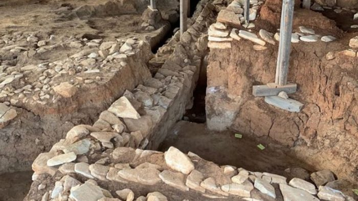 Major Archaeological Discoveries Made in Neolithic Site in Central Greece