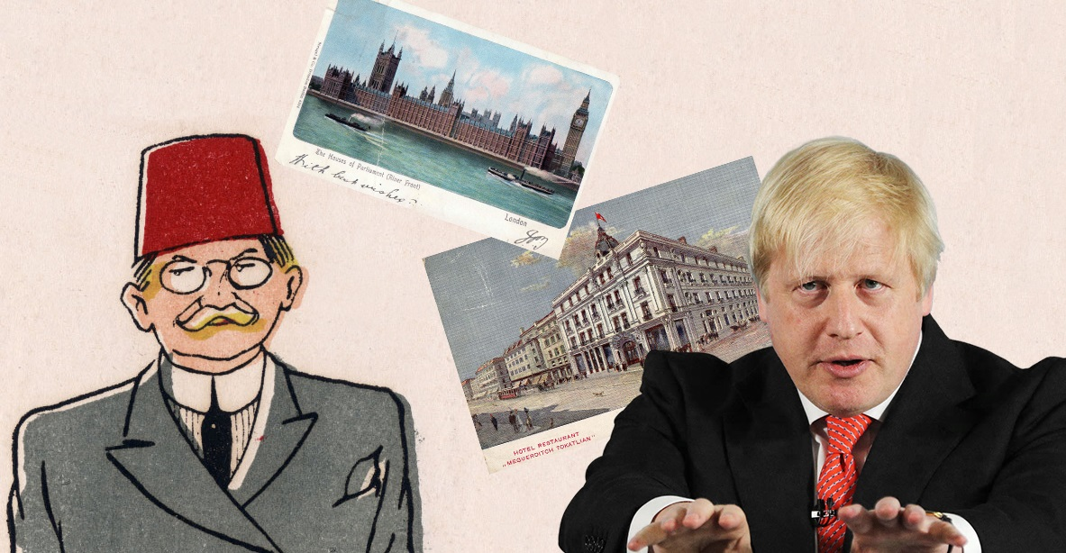 What You Didn't Know About Boris Johnson's Turkish Roots