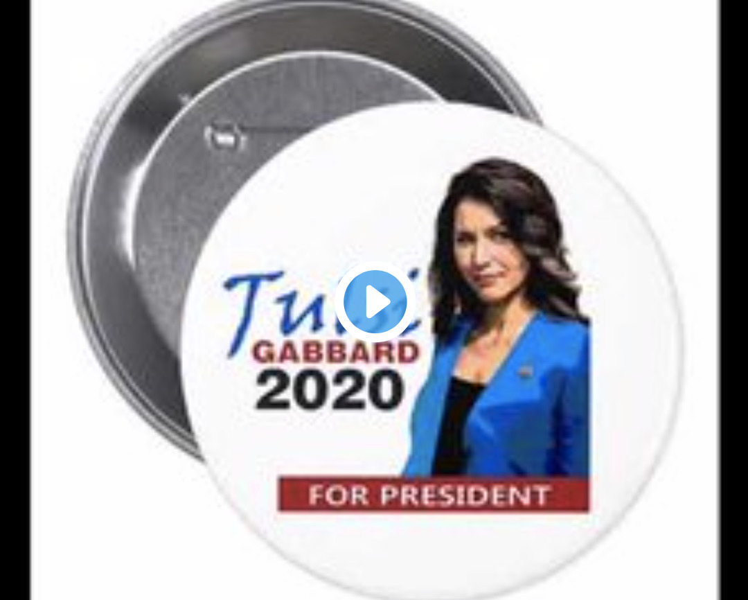#TulsiGabbard was for BDS against Israel. Now she's for AIPAC's bill to condemn BDS. What happened?