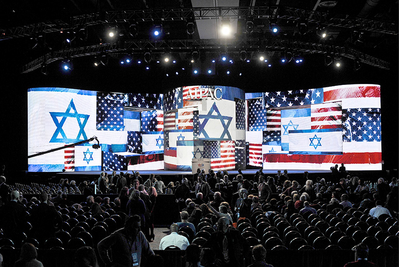 A Secret Meeting to Plot War against Iran between Jewish groups and Democrats?