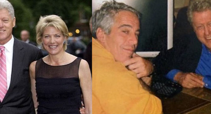 Clinton Invited Epstein to WH Multiple Times; Was Thanked by Lady Rothschild