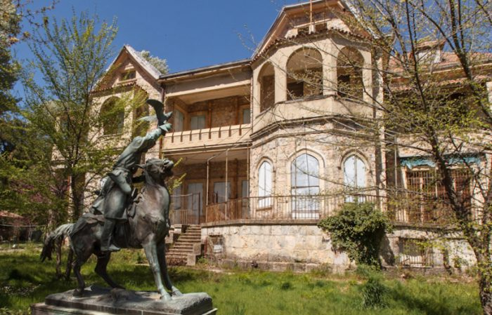 Tatoi: The Glorious Past and Promising Future of Greece's Historic Palace