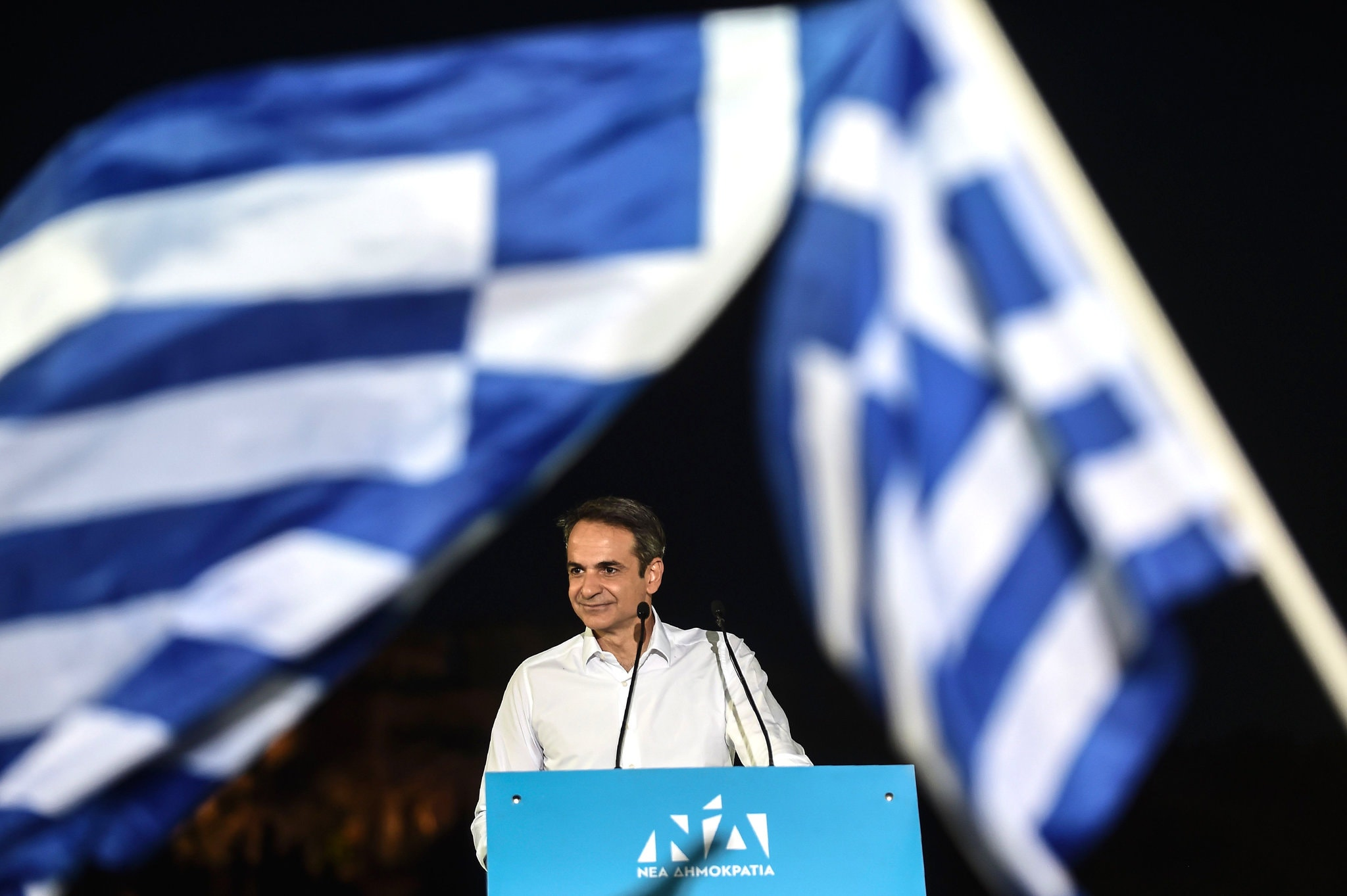 NEW YORK TIMES: The Adults Are Back in Charge of Greece. And They Are Really Right-Wing.