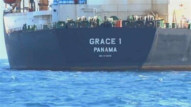 Breaking Twice: Gibraltar releases Iran-operated tanker despite US pressure, then US files claim