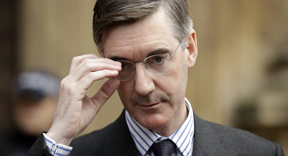 Outrage Over Suspending Parliament is 'Phony' – House of Commons Leader Jacob Rees-Mogg