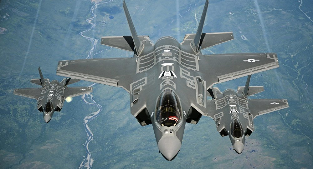 Israel Reportedly Pressured US to Boot Out Turkey From F-35 Programme