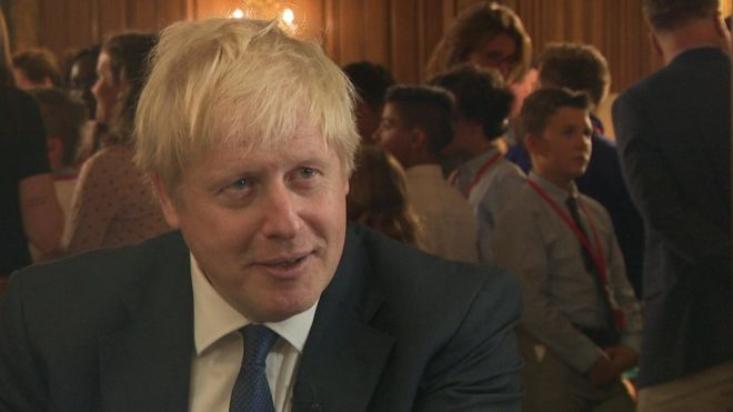 Brexit: MPs trying to block no deal make it more likely, says Boris Johnson