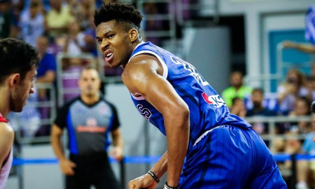 Giannis leads Greece to preparation win over Iran with a double-double