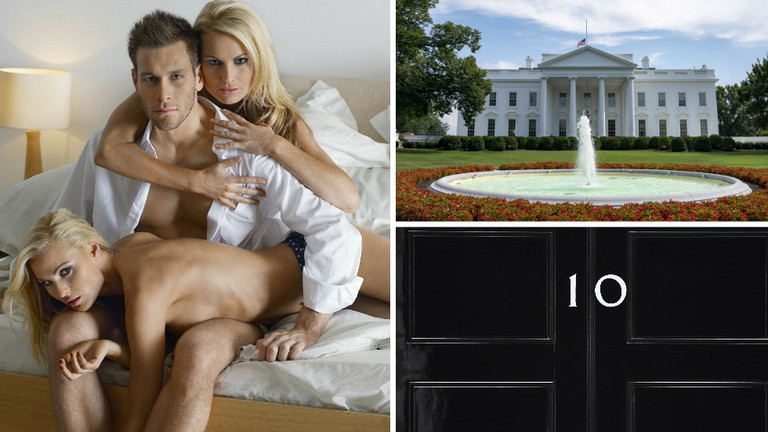Group sex app with 'worst security ever seen' exposes users in White House & Downing St