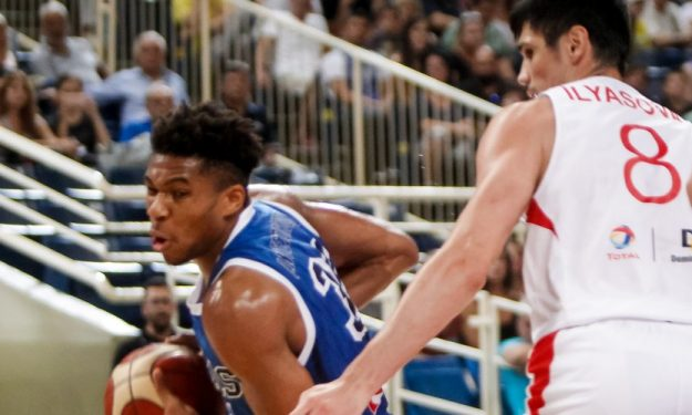Giannis, Printezis lead Greece to win against Turkey