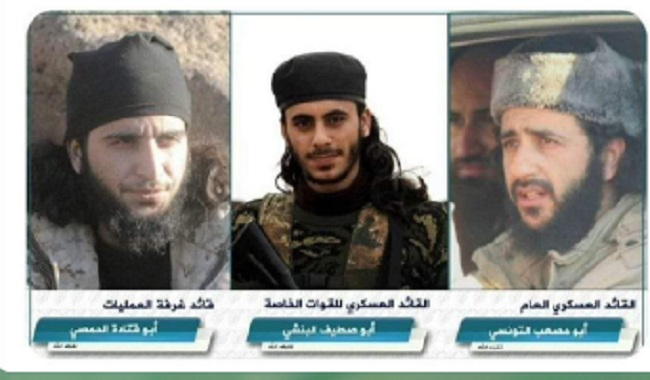 Three high-ranking jihadist commanders killed by Syrian Army in Idlib