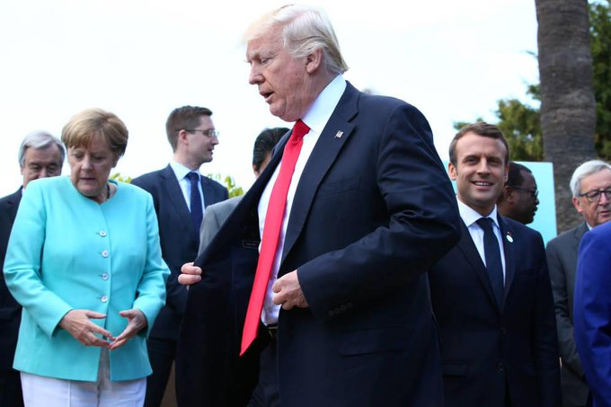 G-7 braces for its next encounter with Trump