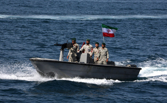 Iran Reserving The Right To Counter Israeli Presence In US Led Coalition In Persian Gulf