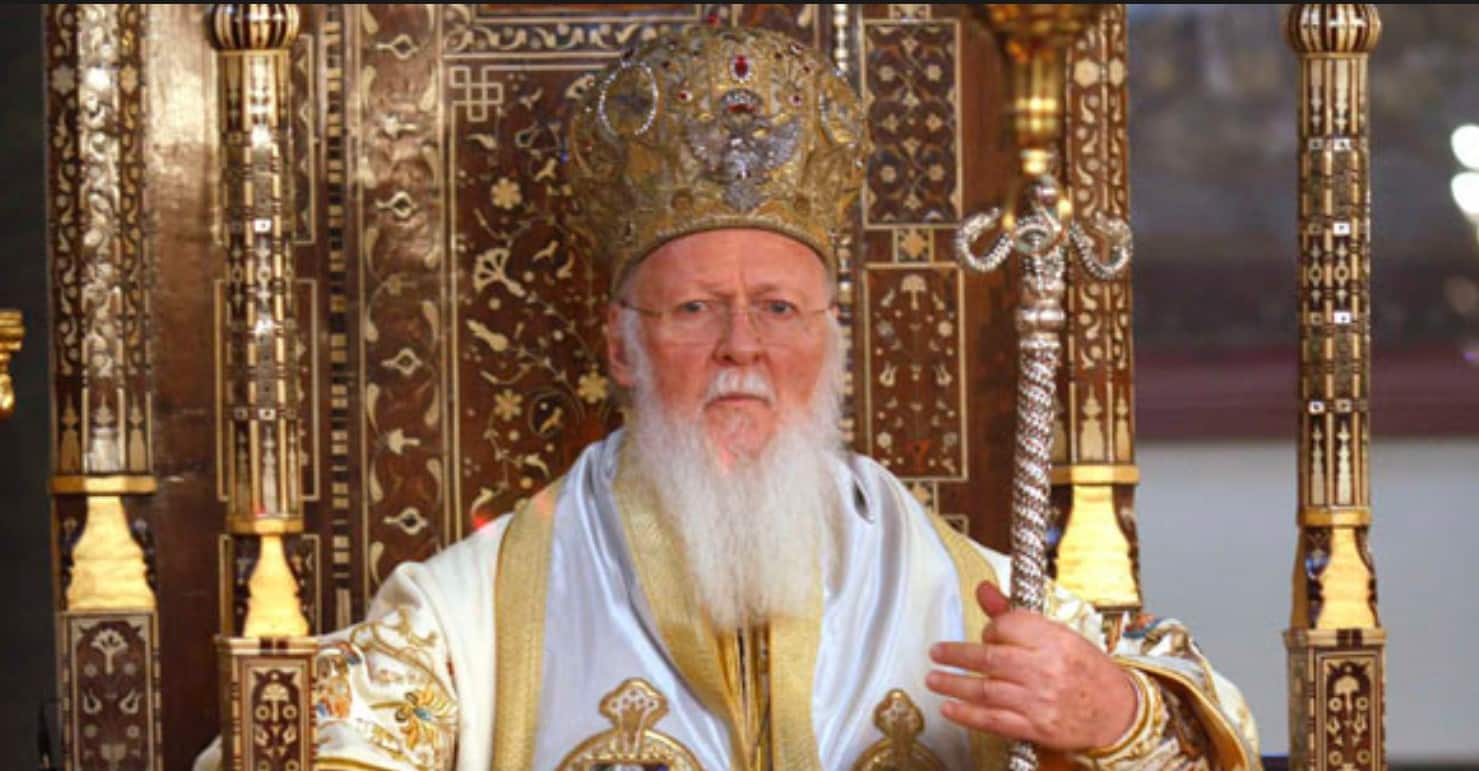 Ecumenical Patriarchate's Byzantine Luxury