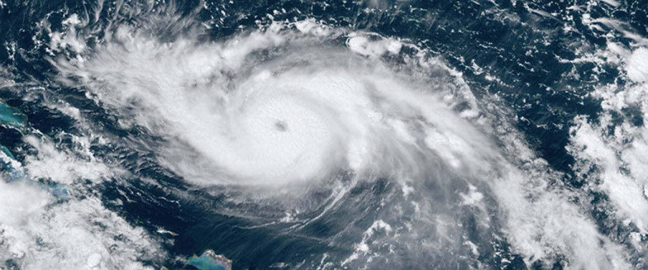 Hurricane Dorian strengthens to Category 4 storm with maximum sustained winds of 140 mph