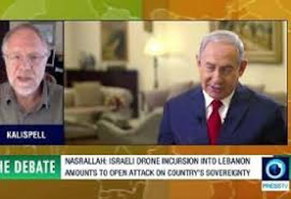 Israel's aggression against Lebanon: Kevin Barrett vs. Lee Kaplan