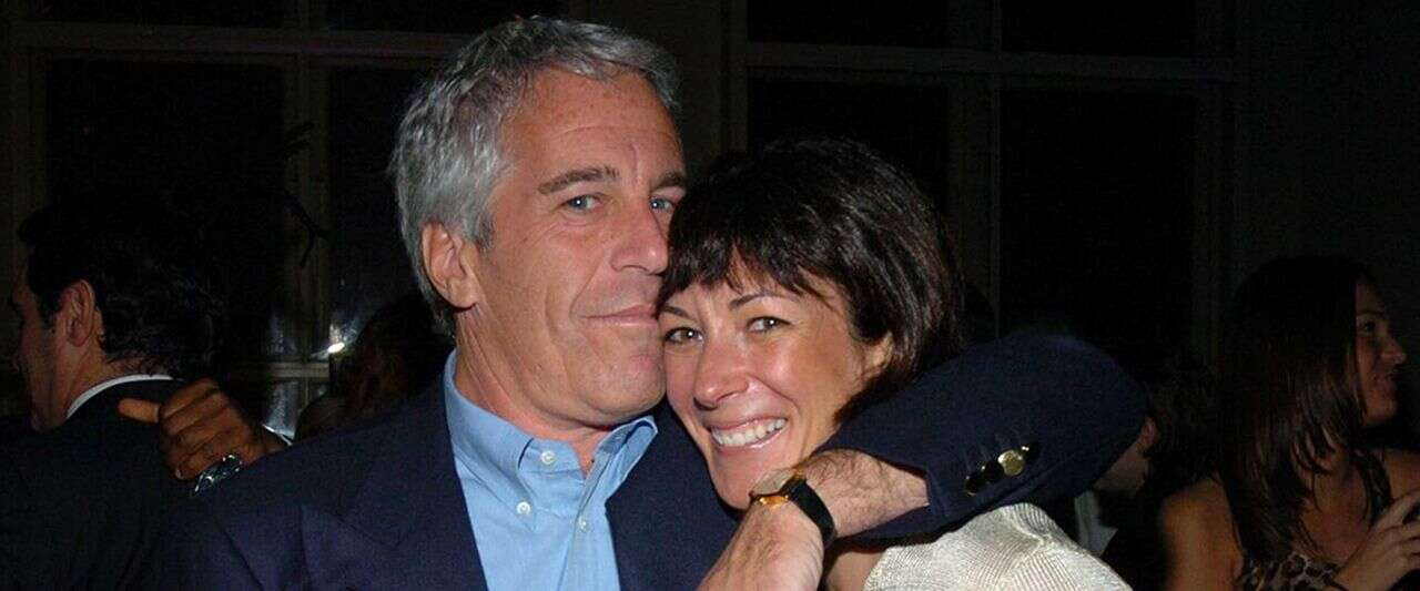 Jeffrey Epstein's alleged madam, Ghislaine Maxwell, photographed at California burger joint: report
