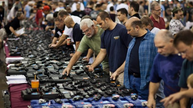 Gun Sales Surges Following Mass Shootings & Gun Control Threat