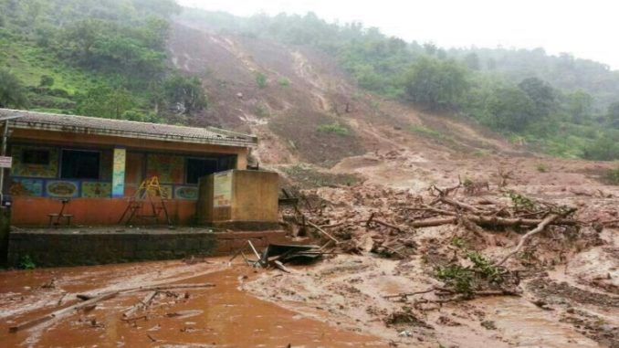 Landslides & Flooding In India Leaves Over 175 Dead & Almost A Million Homeless