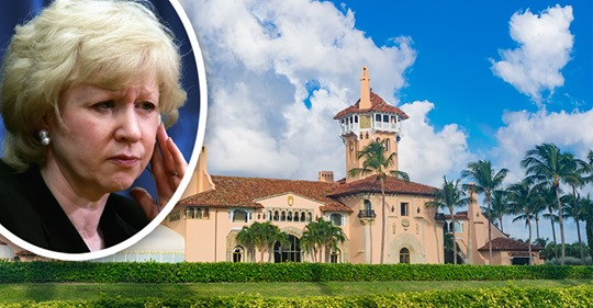 Former Canadian PM says she's 'rooting for a direct hit' of Hurricane Dorian on Mar-a-Lago