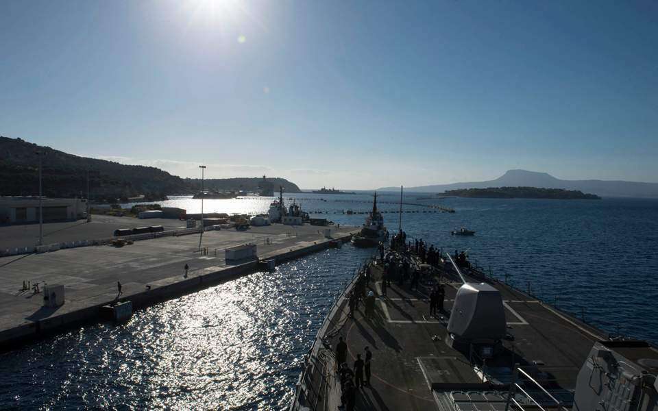 Greece mulling defense deal extension with US
