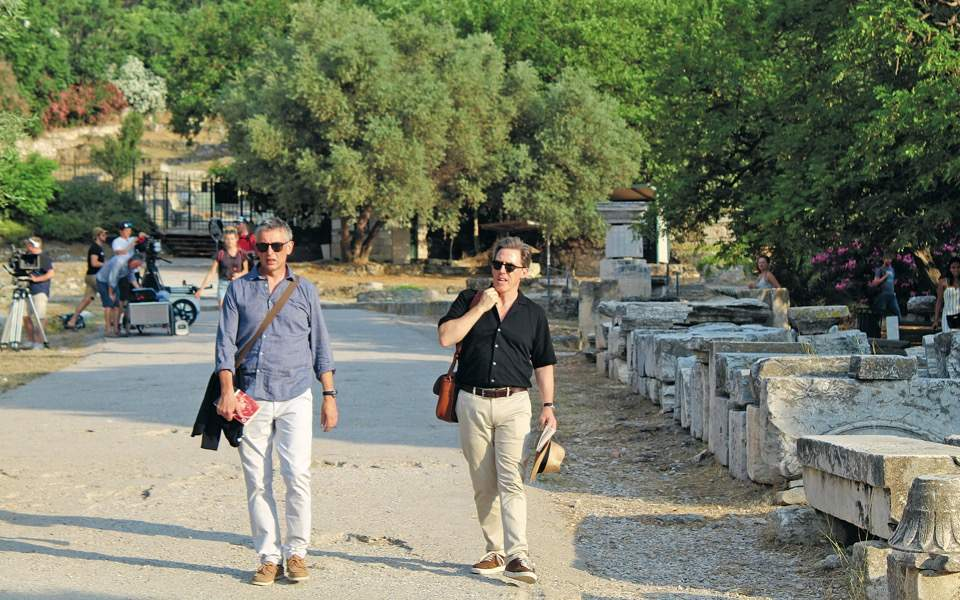 British travel comedy 'The Trip' comes to Greece