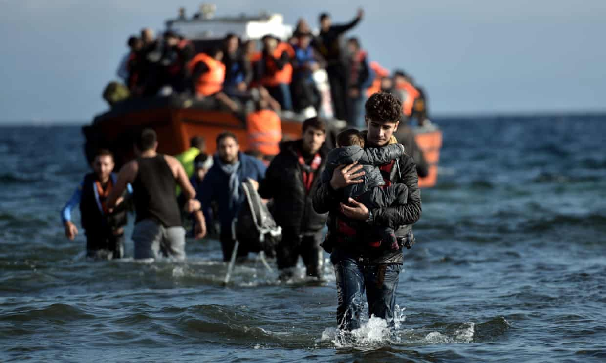 Greece sets out emergency plans to tackle surge of migrant arrivals