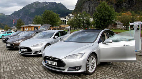Norway's electric car miracle is a smug national fraud built on subsidizing rich people with Teslas