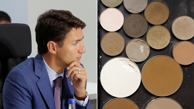 Red-handed in blackface: THIRD example of Justin Trudeau in 'racist' makeup surfaces after PM swears he only did it 'twice'