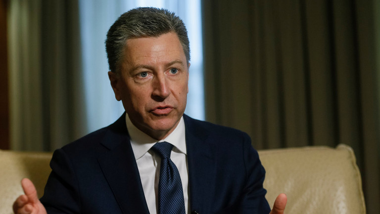 US envoy for Ukraine Volker RESIGNS amid Trump-Zelensky impeachment controversy