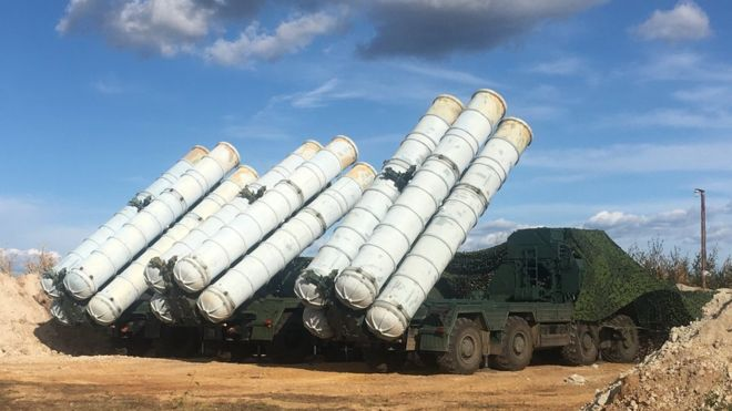 "Unconfirmed: Russia Allows Syria to Down Israeli F35s Using S300/400 ""Hybrid"""