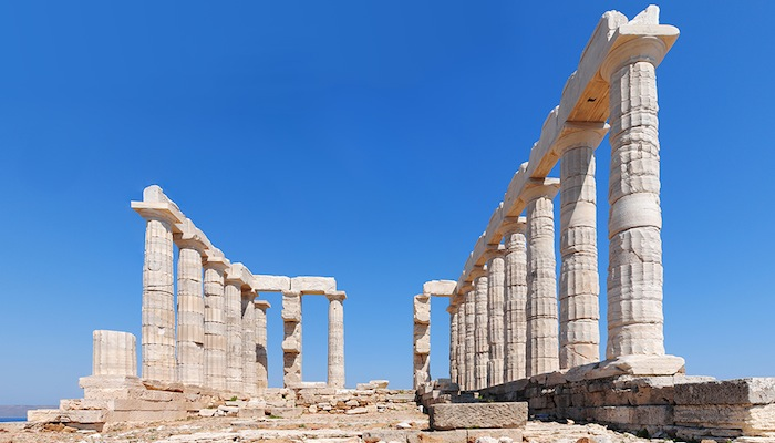 Greece's Temple of Poseidon to Host First-Ever Catwalk Show