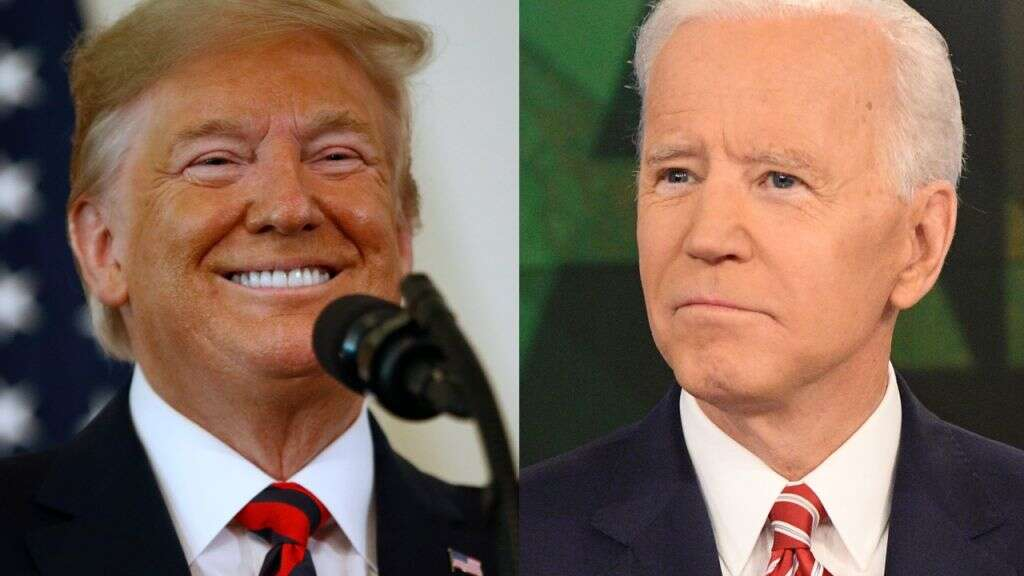 ANDREW McCARTHY: Trump's possible Ukraine actions don't give Biden a pass