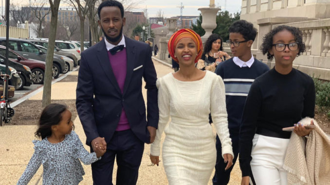 Ilhan Omar's Husband Wants Divorce After Reports About Her Cheating