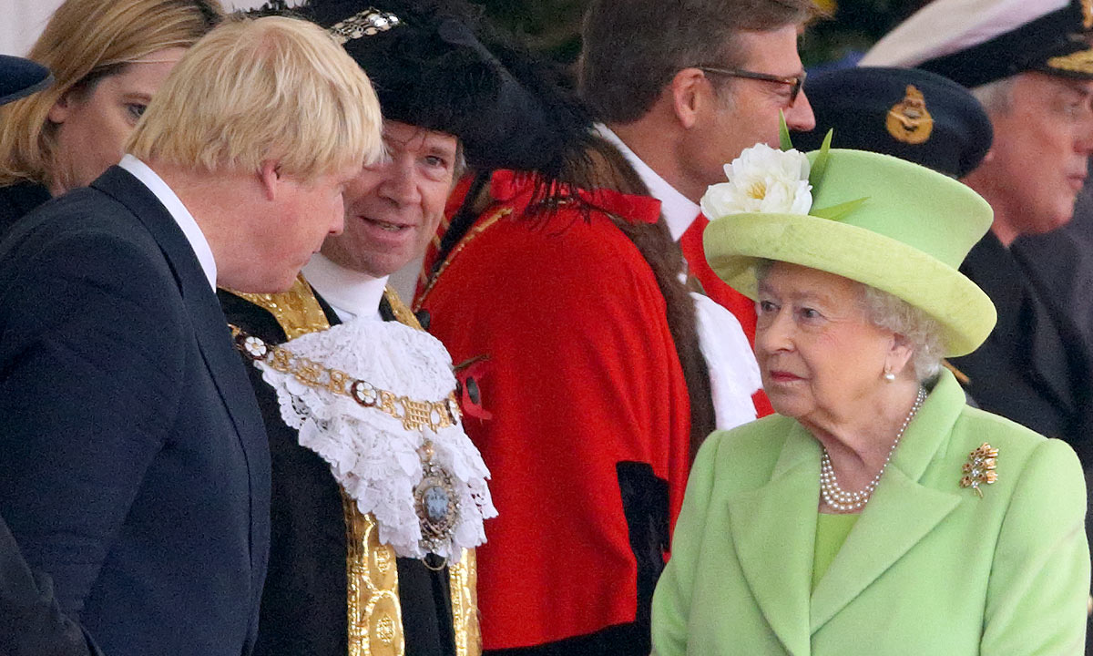 Johnson denies lying to Queen over Parliament suspension